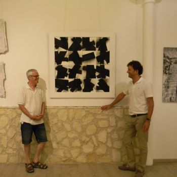 TOUCH at Dupret et Dupret gallery in Beziers